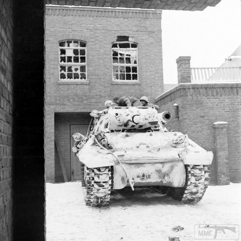 67411 - Военное фото 1939-1945 г.г. Западный фронт и Африка.
