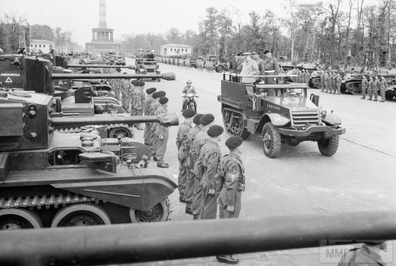 67455 - Британские танки Второй мировой