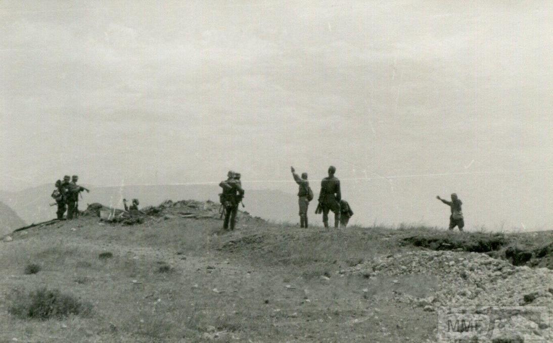 67464 - Военное фото 1941-1945 г.г. Восточный фронт.