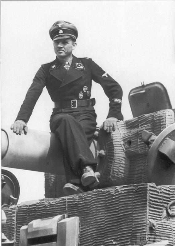 67476 - Великие и не очень танкисты Германии