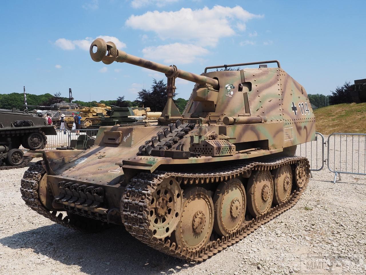 67636 - Деревянный танк
