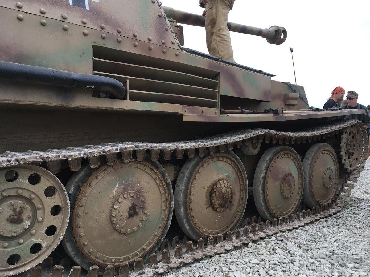 67638 - Деревянный танк