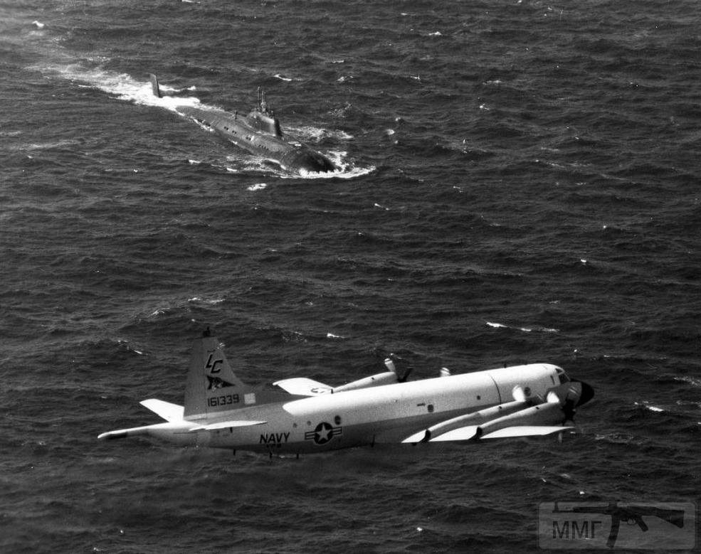 67640 - Атомные субмарины.