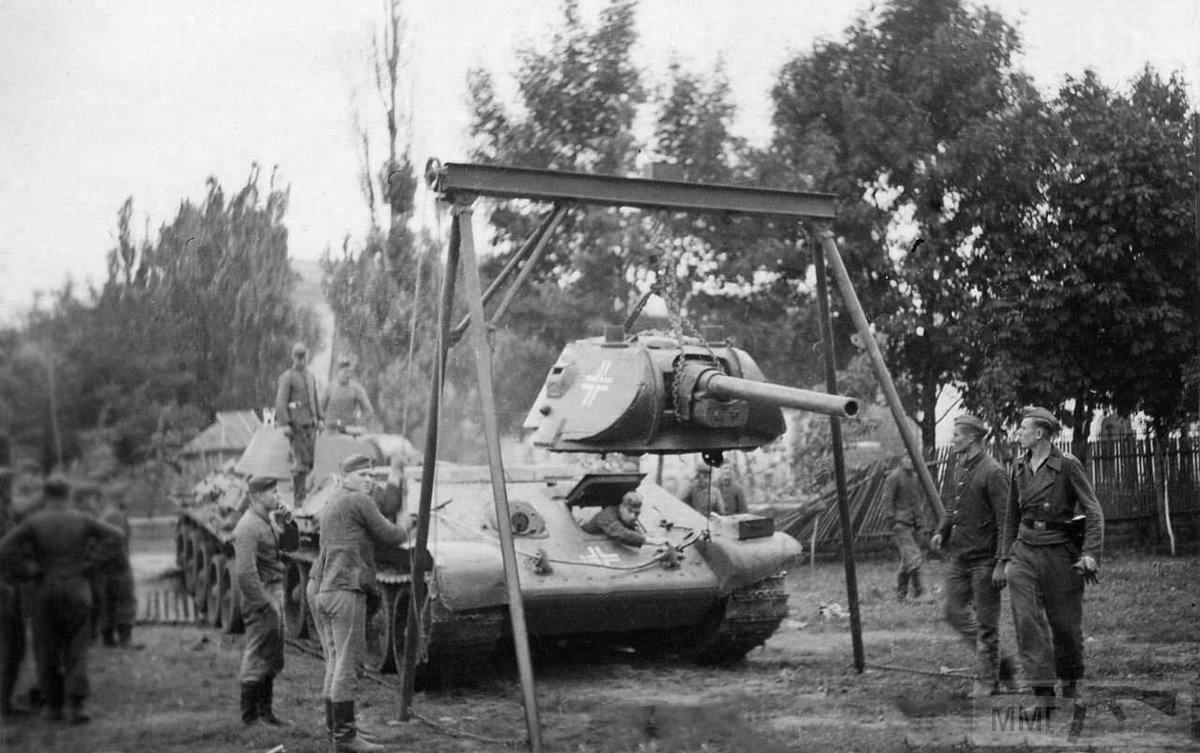67861 - Военное фото 1941-1945 г.г. Восточный фронт.