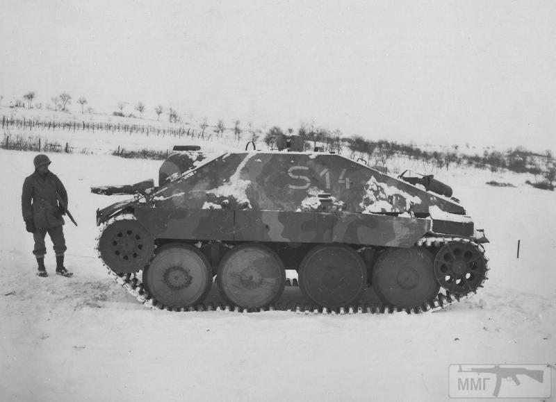 67886 - Первые химические танки.