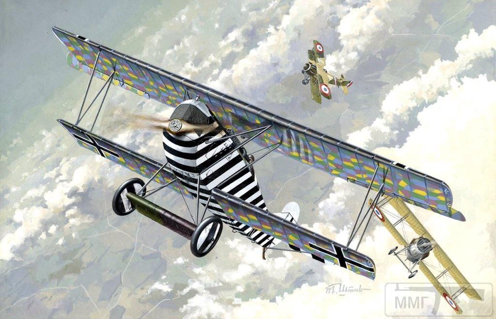 67944 - Авиация и летчики Первой Мировой Войны.