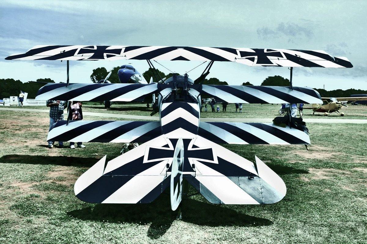 67945 - Авиация и летчики Первой Мировой Войны.