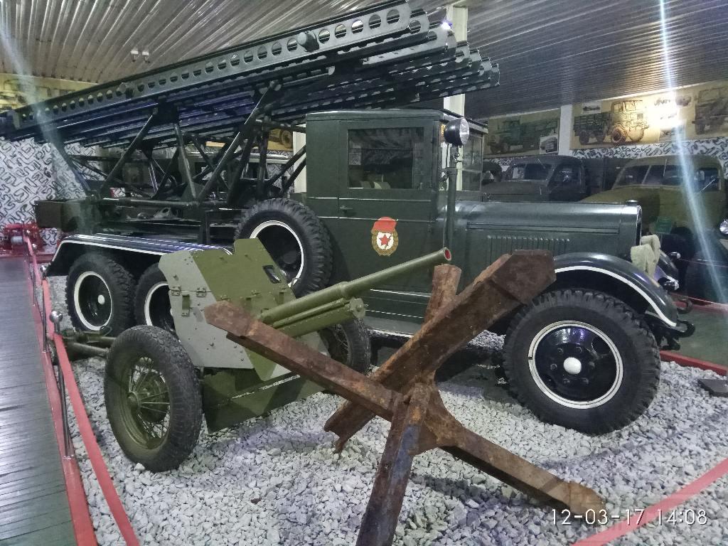 6799 - Музей техники Фаэтон в г. Запорожье