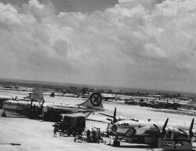 67994 - Стратегические бомбардировки Германии и Японии