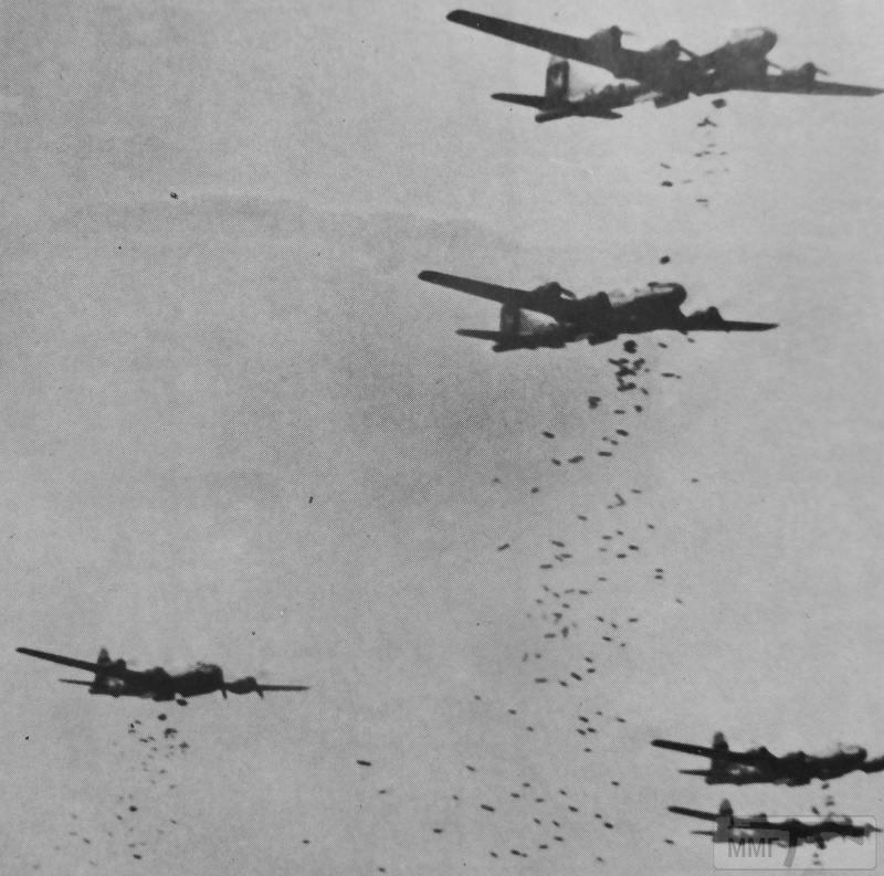 67996 - Стратегические бомбардировки Германии и Японии