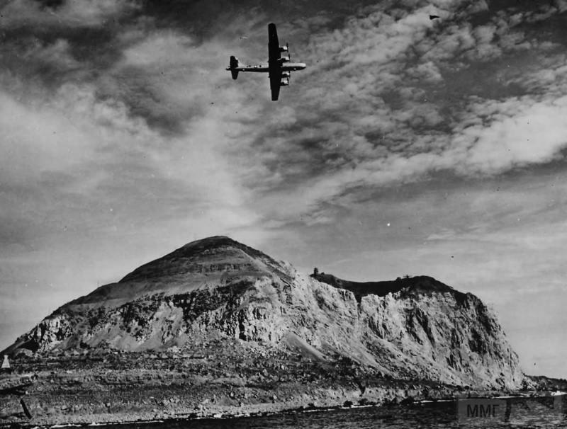67997 - Стратегические бомбардировки Германии и Японии