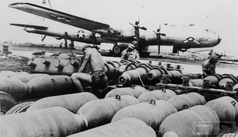 67998 - Стратегические бомбардировки Германии и Японии