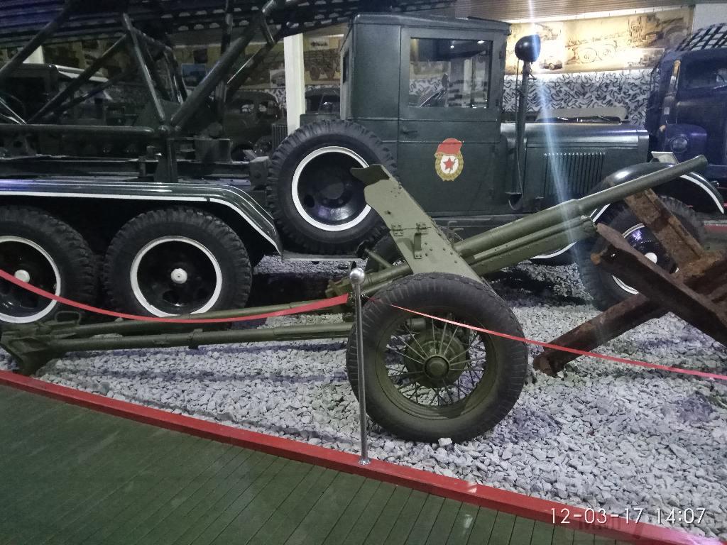 6800 - Музей техники Фаэтон в г. Запорожье
