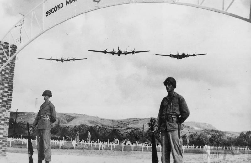 68000 - Стратегические бомбардировки Германии и Японии