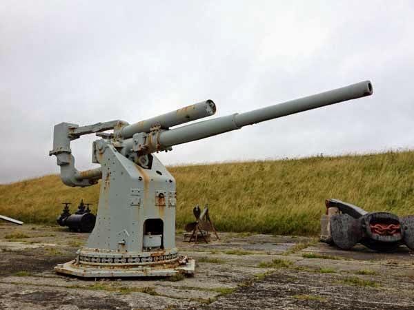 6812 - Корабельные пушки-монстры в музеях и во дворах...