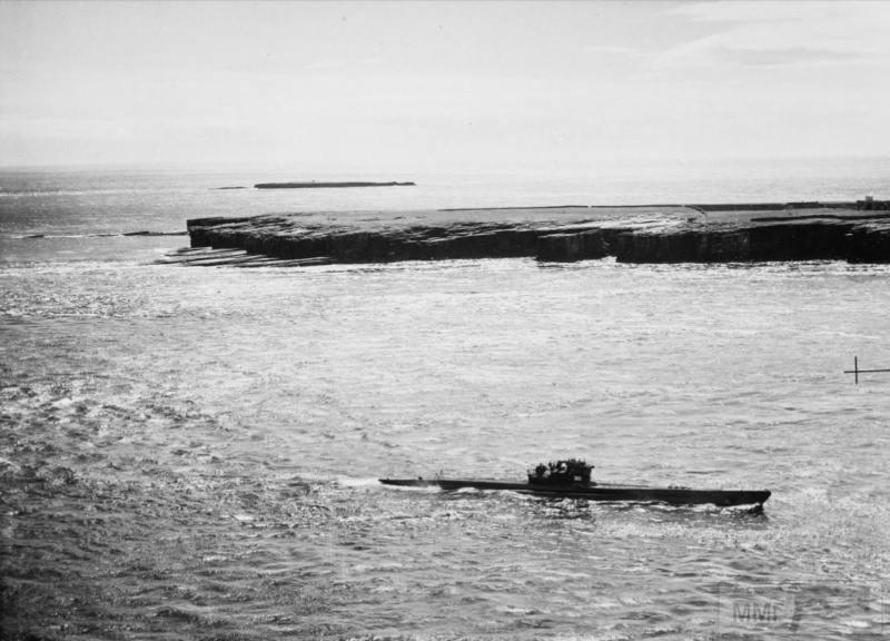 68136 - Волчьи Стаи - Германские подводные лодки двух мировых войн