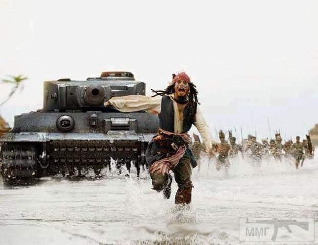 68196 - Танк Тигр - лучший танк Второй Мировой Войны?