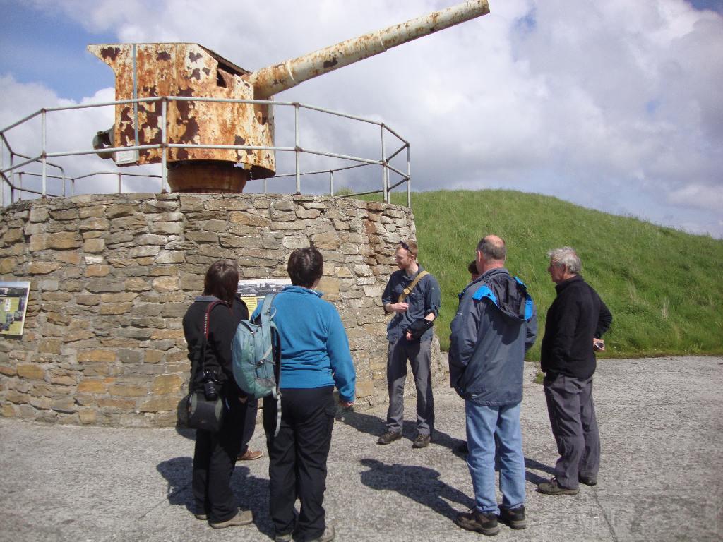 6820 - Корабельные пушки-монстры в музеях и во дворах...