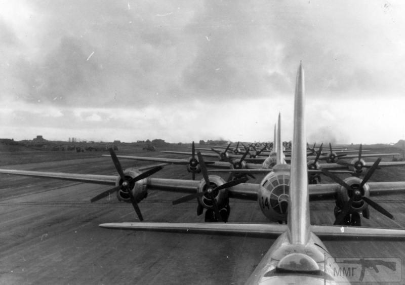 68208 - Стратегические бомбардировки Германии и Японии