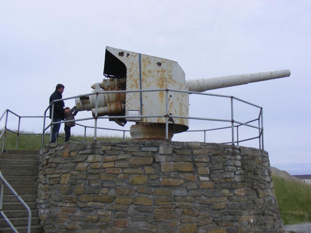 6821 - Корабельные пушки-монстры в музеях и во дворах...