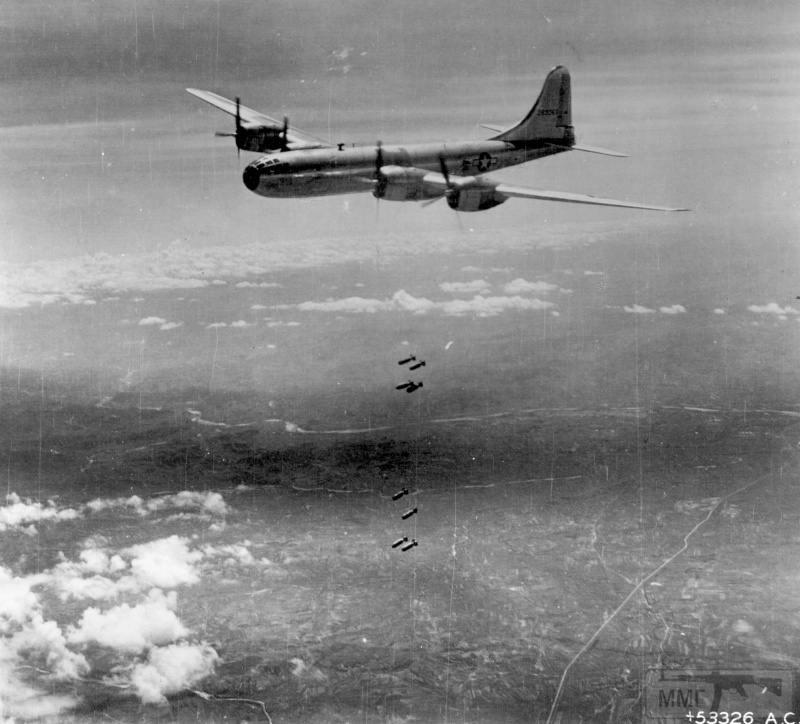 68213 - Стратегические бомбардировки Германии и Японии