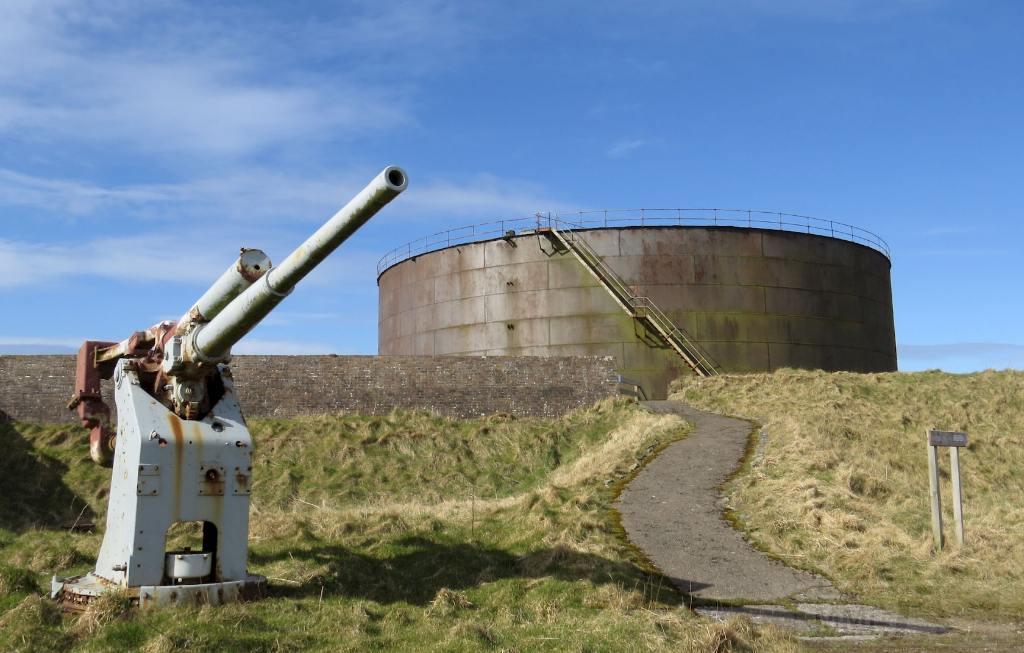6822 - Корабельные пушки-монстры в музеях и во дворах...