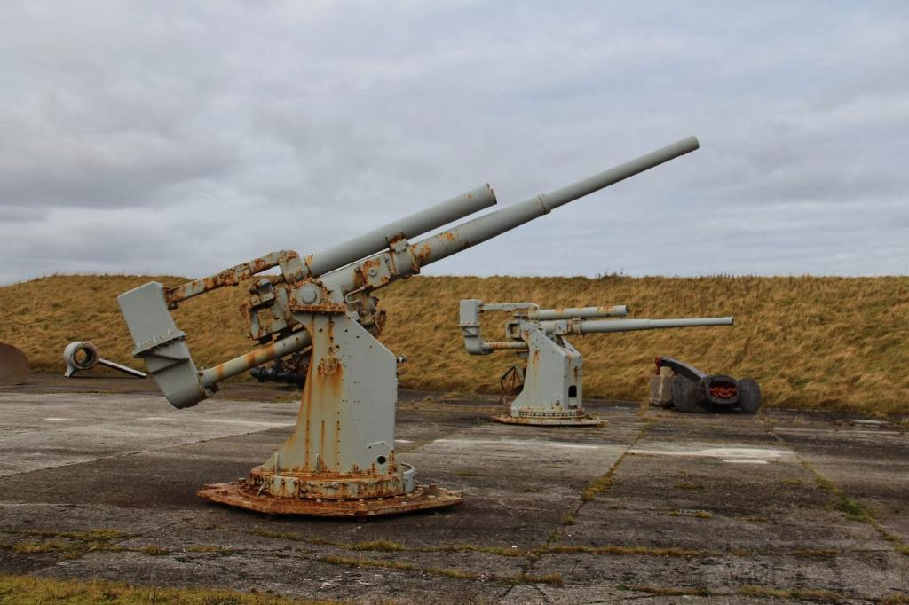 6824 - Корабельные пушки-монстры в музеях и во дворах...