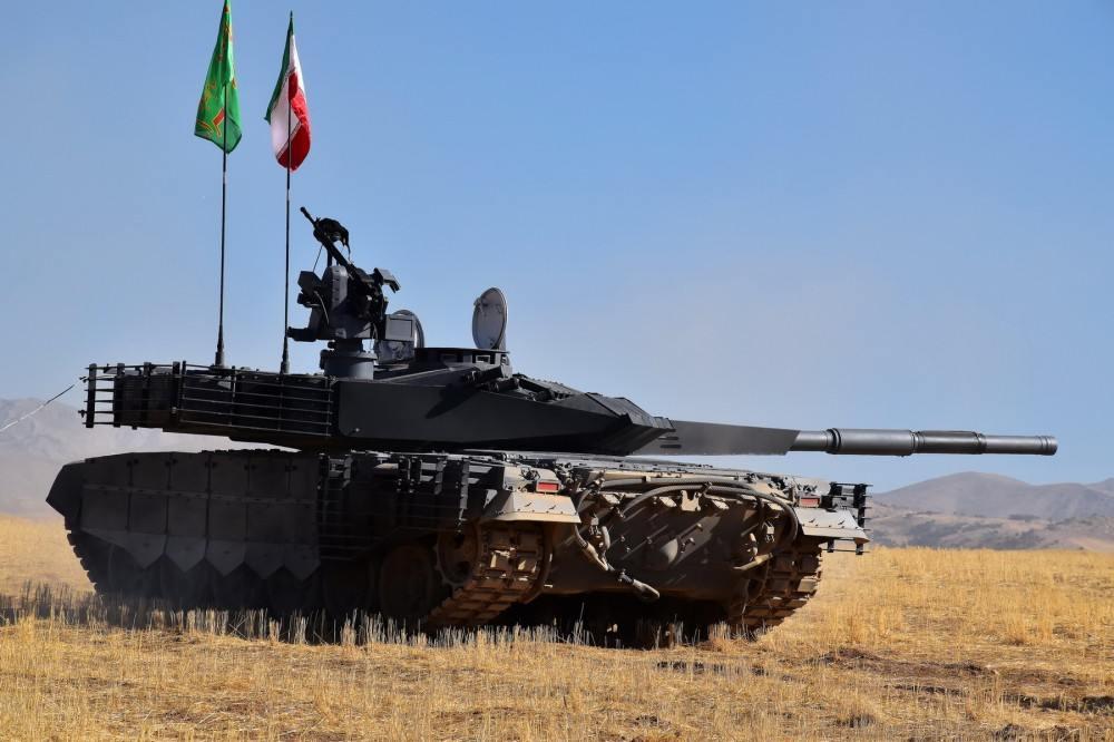 6833 - Современные танки