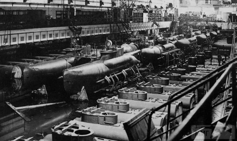 68334 - Волчьи Стаи - Германские подводные лодки двух мировых войн