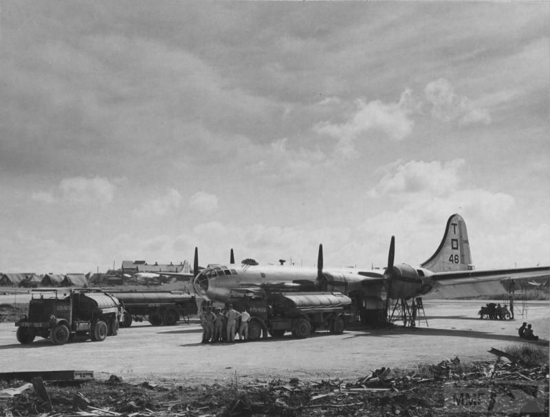 68385 - Стратегические бомбардировки Германии и Японии