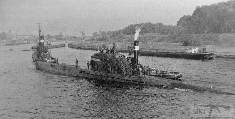 68535 - Волчьи Стаи - Германские подводные лодки двух мировых войн