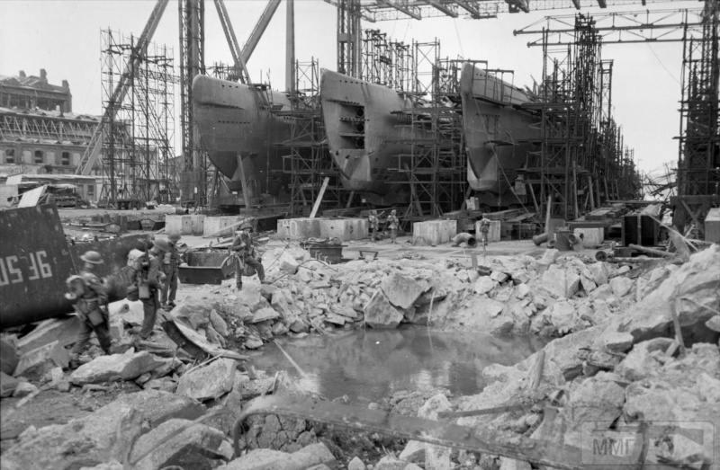 68536 - Волчьи Стаи - Германские подводные лодки двух мировых войн