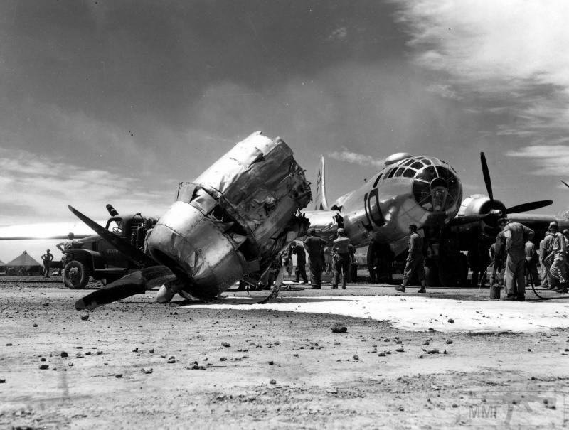 68567 - Стратегические бомбардировки Германии и Японии