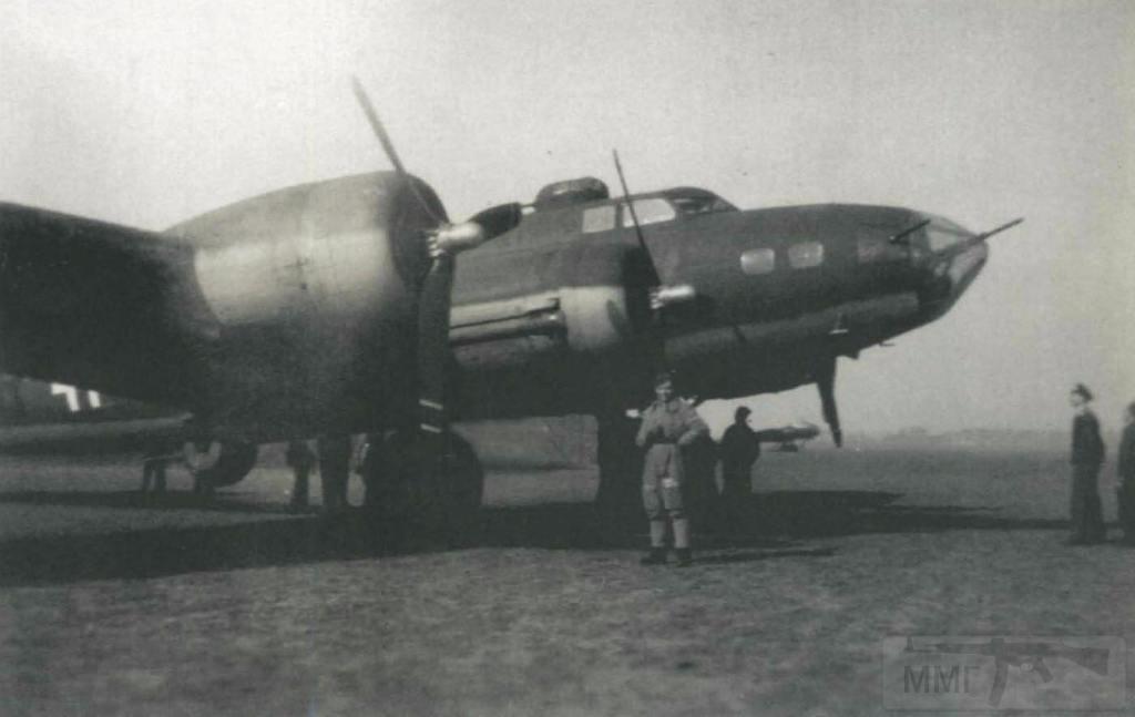 6861 - Boeing B-17 F (DB+PB), Ser.Nr. 42-5714 на службе в KG 200.