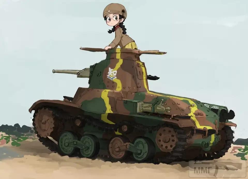 68618 - Деревянный танк