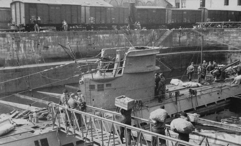 68642 - Волчьи Стаи - Германские подводные лодки двух мировых войн