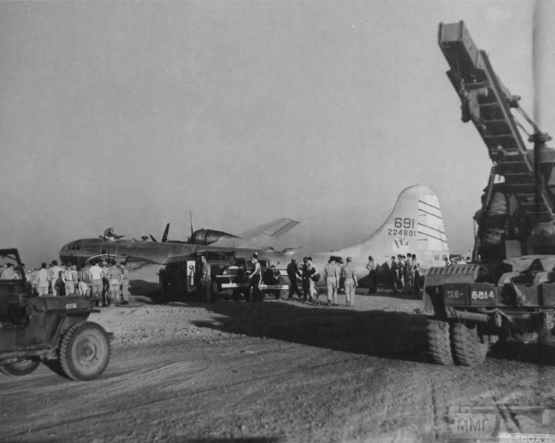 68712 - Стратегические бомбардировки Германии и Японии