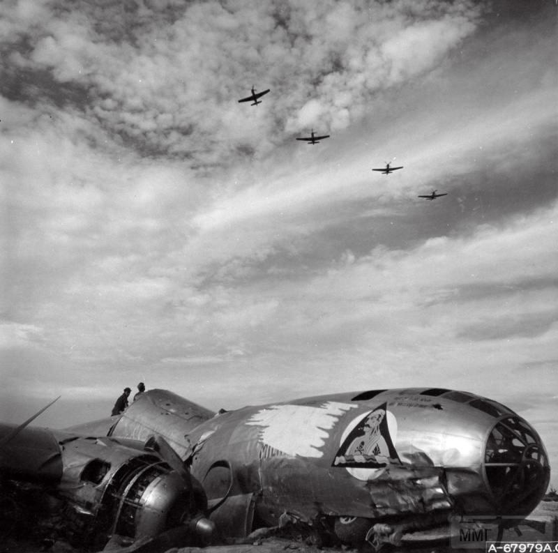 68717 - Стратегические бомбардировки Германии и Японии
