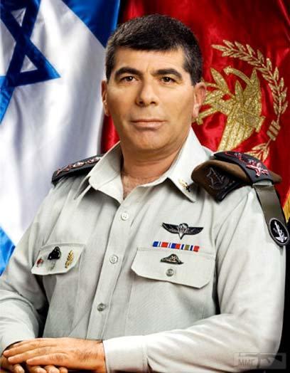 68733 - Начальник Генштаба генерал-полковник Габи Ашкенази