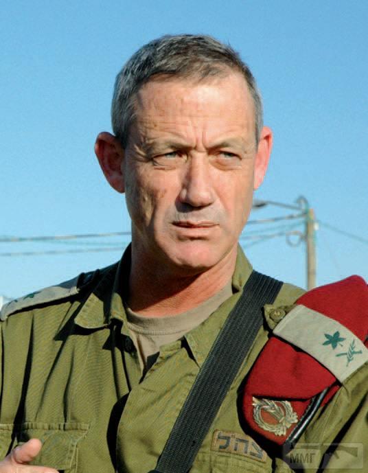 68734 - Генерал-лейтенант Бени Ганц