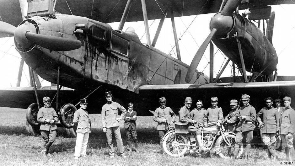 68804 - Авиация и летчики Первой Мировой Войны.