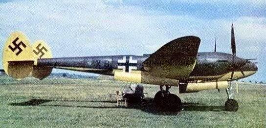 6884 - Трофейный P38 Lightning