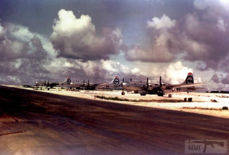68852 - Стратегические бомбардировки Германии и Японии
