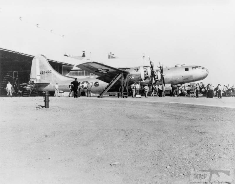 68853 - Стратегические бомбардировки Германии и Японии