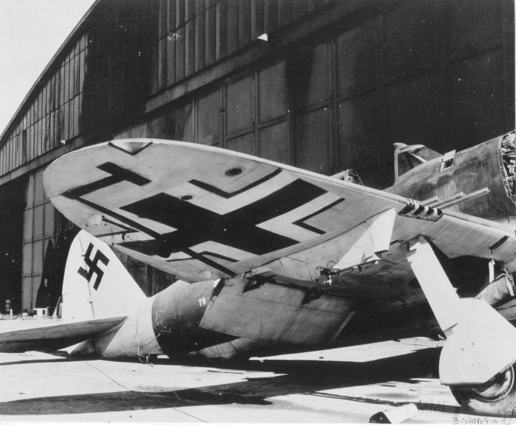 6886 - Трофейный Republic P-47 Thunderbolt