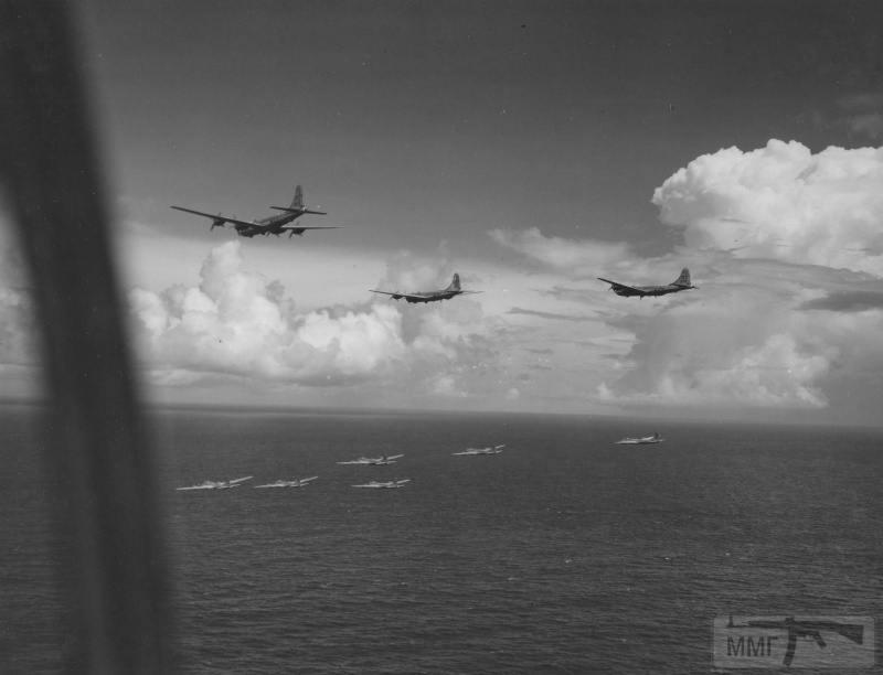 68943 - Стратегические бомбардировки Германии и Японии