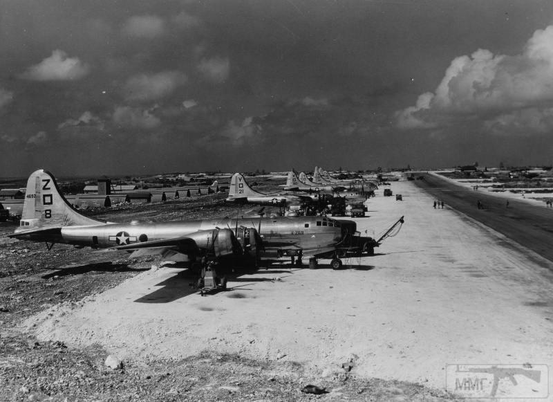 68945 - Стратегические бомбардировки Германии и Японии