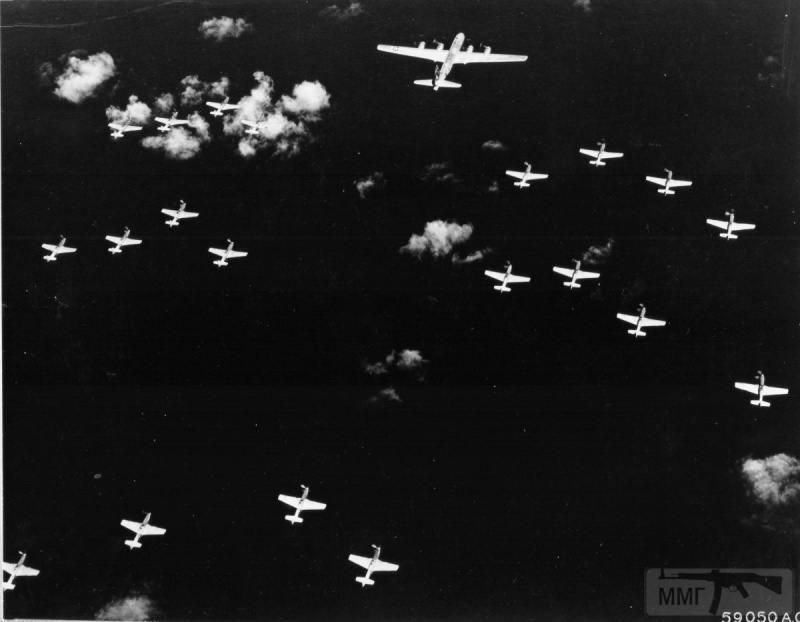 68946 - Стратегические бомбардировки Германии и Японии