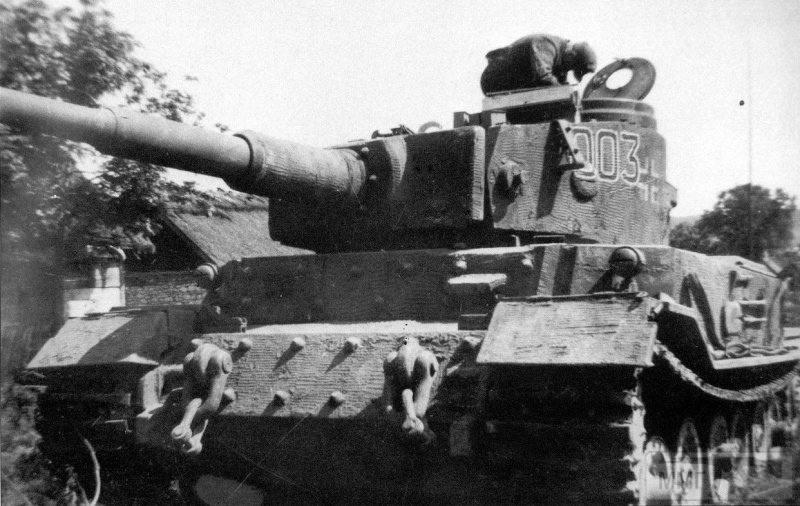 68976 - Танк Тигр - лучший танк Второй Мировой Войны?