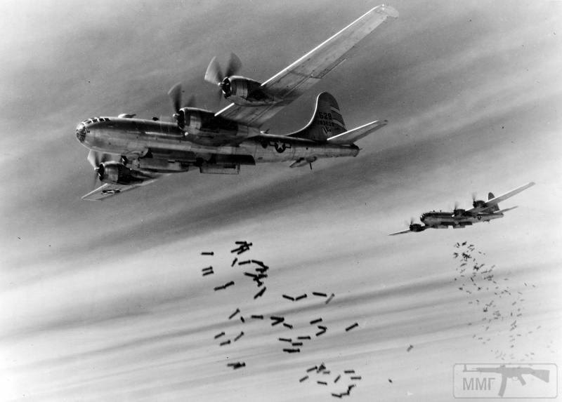 69003 - Стратегические бомбардировки Германии и Японии